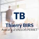 Maître Thierry BIRS, avocat en droit immobilier à Levallois-Perret